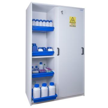 Armoire de sécurité pour acides et bases - Haute 2 portes ...
